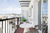 amazing Sitges Passeig de la Ribera - Ocean Front Penthouse luxury apartment