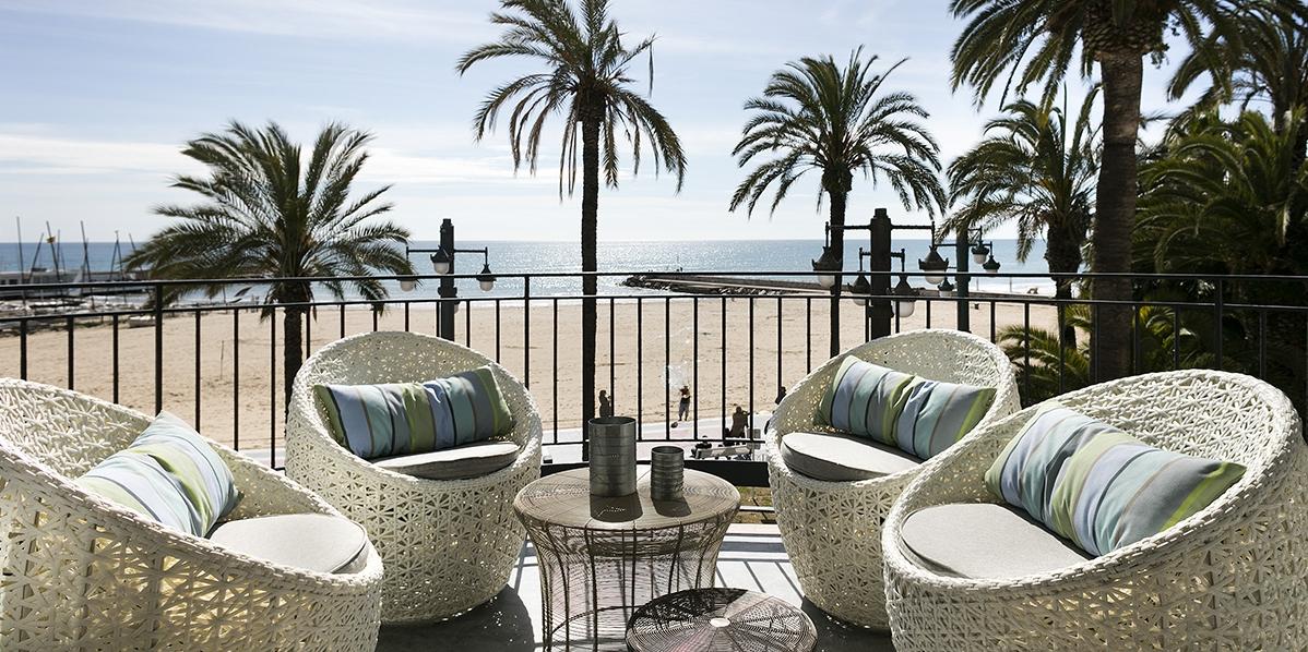 Sitges Passeig de la Ribera - Ocean Blue 2