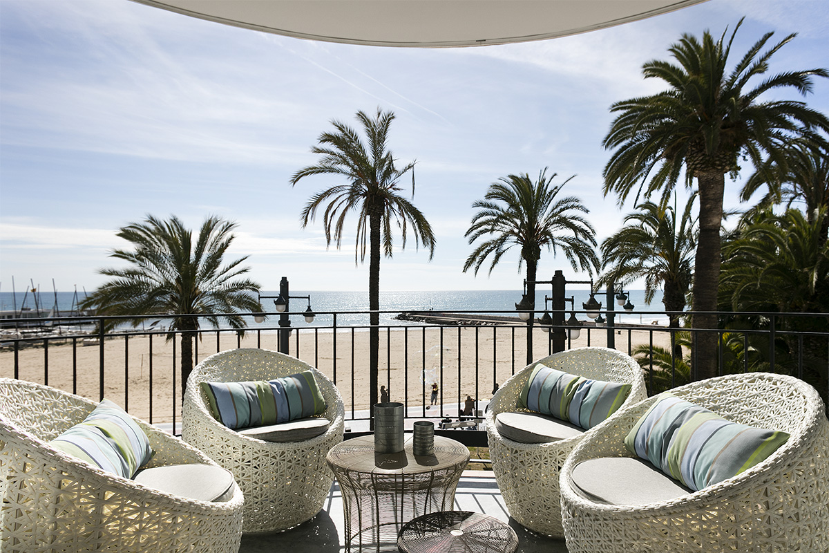 awesome Sitges Passeig de la Ribera - Ocean Blue 2 luxury apartment