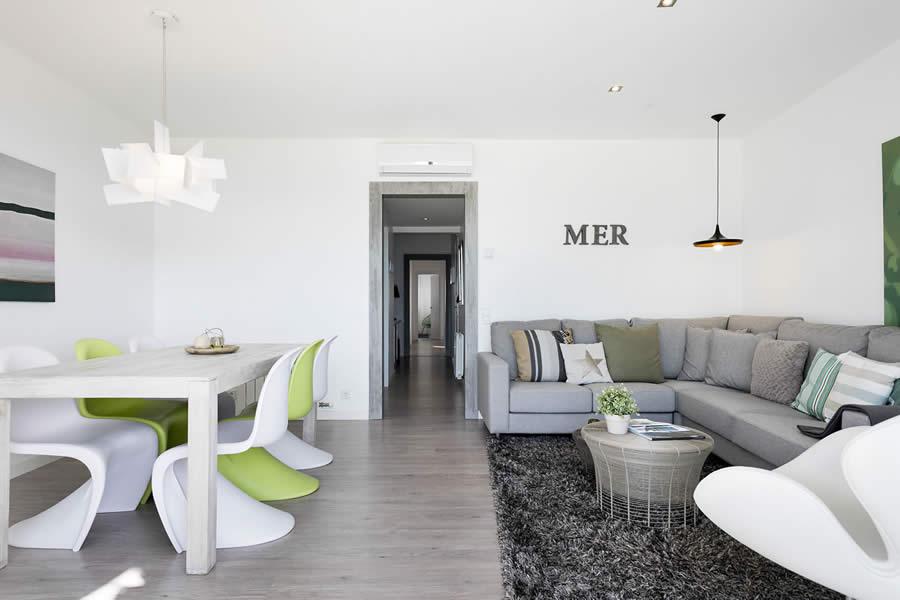 nice Sitges Passeig de la Ribera - Ocean Blue 3 luxury apartment