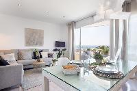 chic Sitges Passeig de la Ribera - Ocean Blue 4 luxury apartment