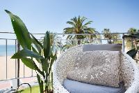 breezy Sitges Passeig de la Ribera - Ocean Blue 4 luxury apartment