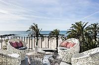 awesome Sitges Passeig de la Ribera - Ocean Blue 4 luxury apartment