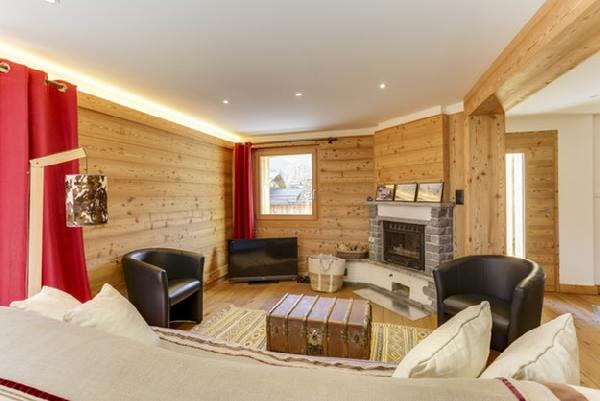 Chalet in the heart of Champery's village