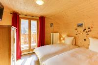 breezy and bright Champery's Village chalet, luxury apartment, holiday home, vacation rental