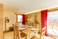 chic Champery's Village chalet, luxury apartment, holiday home, vacation rental