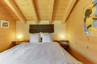 pristine bedding in Grand Paradis luxury apartment, holiday home, vacation rental