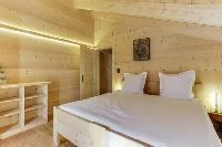 clean bed sheets in Grand Paradis luxury apartment, holiday home, vacation rental