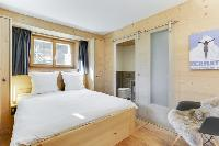 fresh bed sheets in Grand Paradis luxury apartment, holiday home, vacation rental
