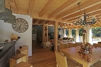 fully furnished Chalet Grand Sapin luxury apartment, holiday home, vacation rental
