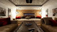 spacious Chalet Dent Blanche luxury apartment, holiday home, vacation rental