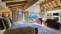 bright and breezy Chalet Dent Blanche luxury apartment, holiday home, vacation rental