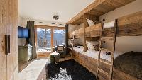 breezy and bright Chalet Dent Blanche luxury apartment, holiday home, vacation rental