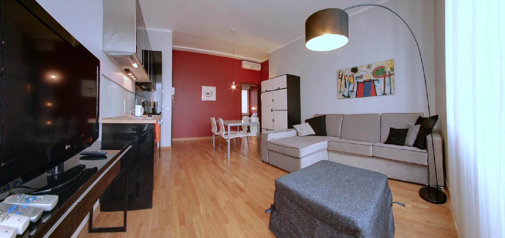 cool Milan - Apartment 4012 3BR luxury apartment and holiday home