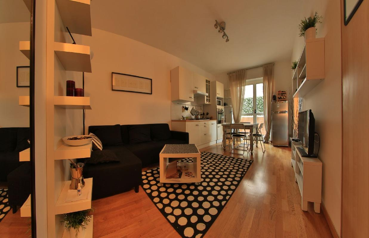 neat Milan - Andrea Solari 1BR luxury apartment and holiday home