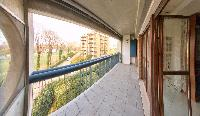 awesome balcony of Milan - Fichera 2BR Apartment luxury home and vacation rental