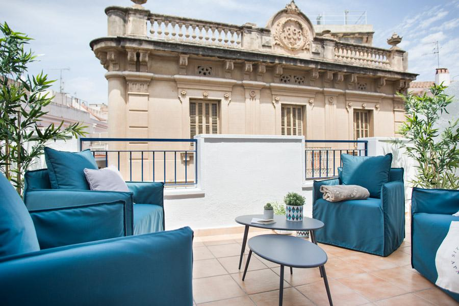 awesome Sitges Carrer Jesús - Soul Penthouse luxury apartment