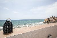 awesome Sitges Sant Sebastiàn Beach Dreams Penthouse luxury apartment