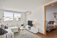 charming Sitges Sant Sebastiàn Beach Dreams Penthouse luxury apartment