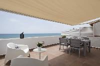 amazing Sitges Sant Sebastiàn Beach Dreams Penthouse luxury apartment