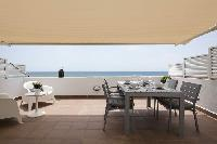 beautiful Sitges Sant Sebastiàn Beach Dreams Penthouse luxury apartment