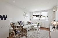 nice Sitges Sant Sebastiàn Beach Dreams Penthouse luxury apartment