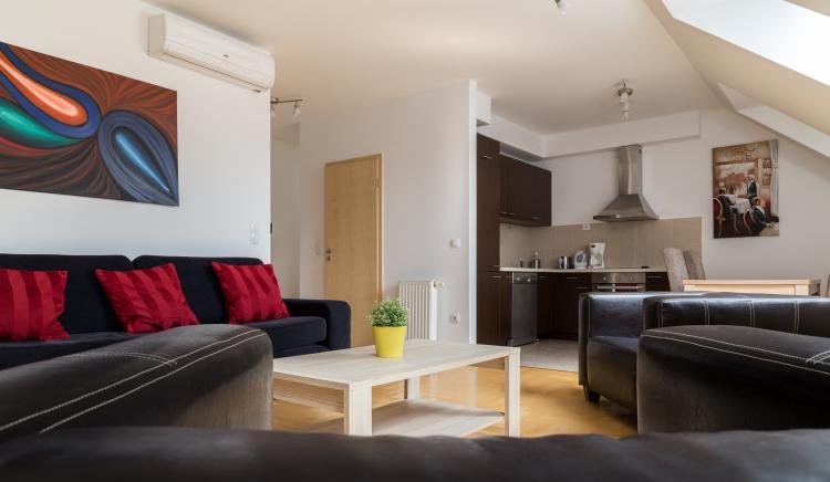 Budapest - Gozsducourt 1BR Apartment