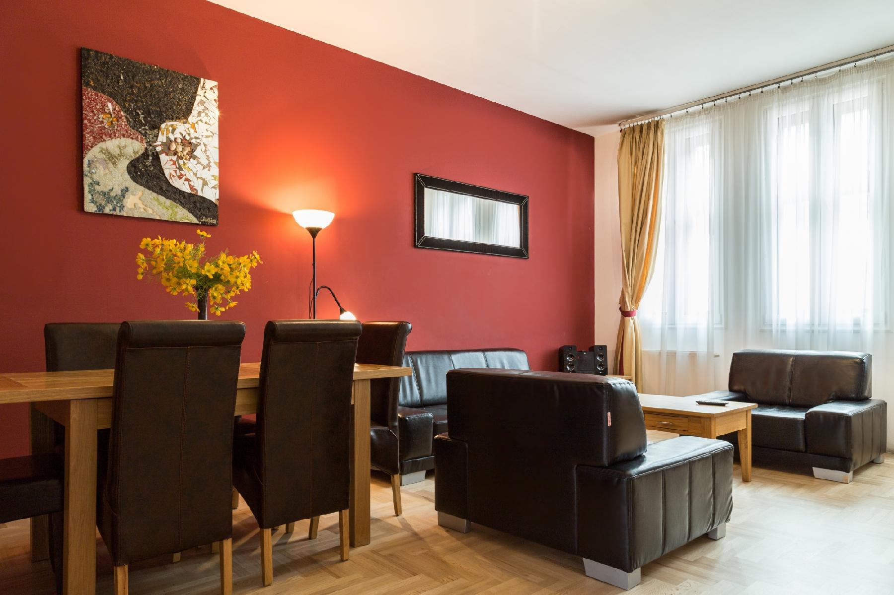 Budapest - Gozsducourt 3BR Apartment