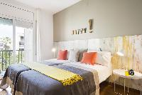 comfy Sitges Sant Sebastiàn Beach Dreams 3 luxury apartment