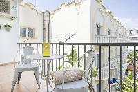amazing Sitges Sant Sebastiàn Beach Dreams 3 luxury apartment