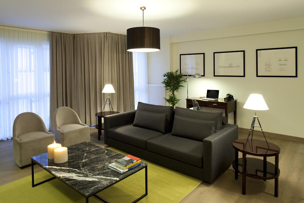 chic Istanbul - Gumussuyu Deluxe Flat with Balcony luxury apartment