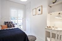 pleasant Sitges Sant Sebastiàn Calm Beach 1BR luxury apartment