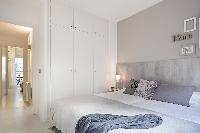 cozy Sitges Sant Sebastiàn Calm Beach 1BR luxury apartment