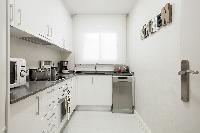 modern Sitges Sant Sebastiàn Calm Beach 1BR luxury apartment