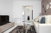 neat Sitges Sant Sebastiàn Calm Beach 1BR luxury apartment