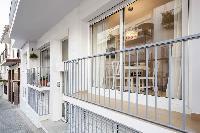 awesome Sitges Sant Sebastiàn Calm Beach 1BR luxury apartment