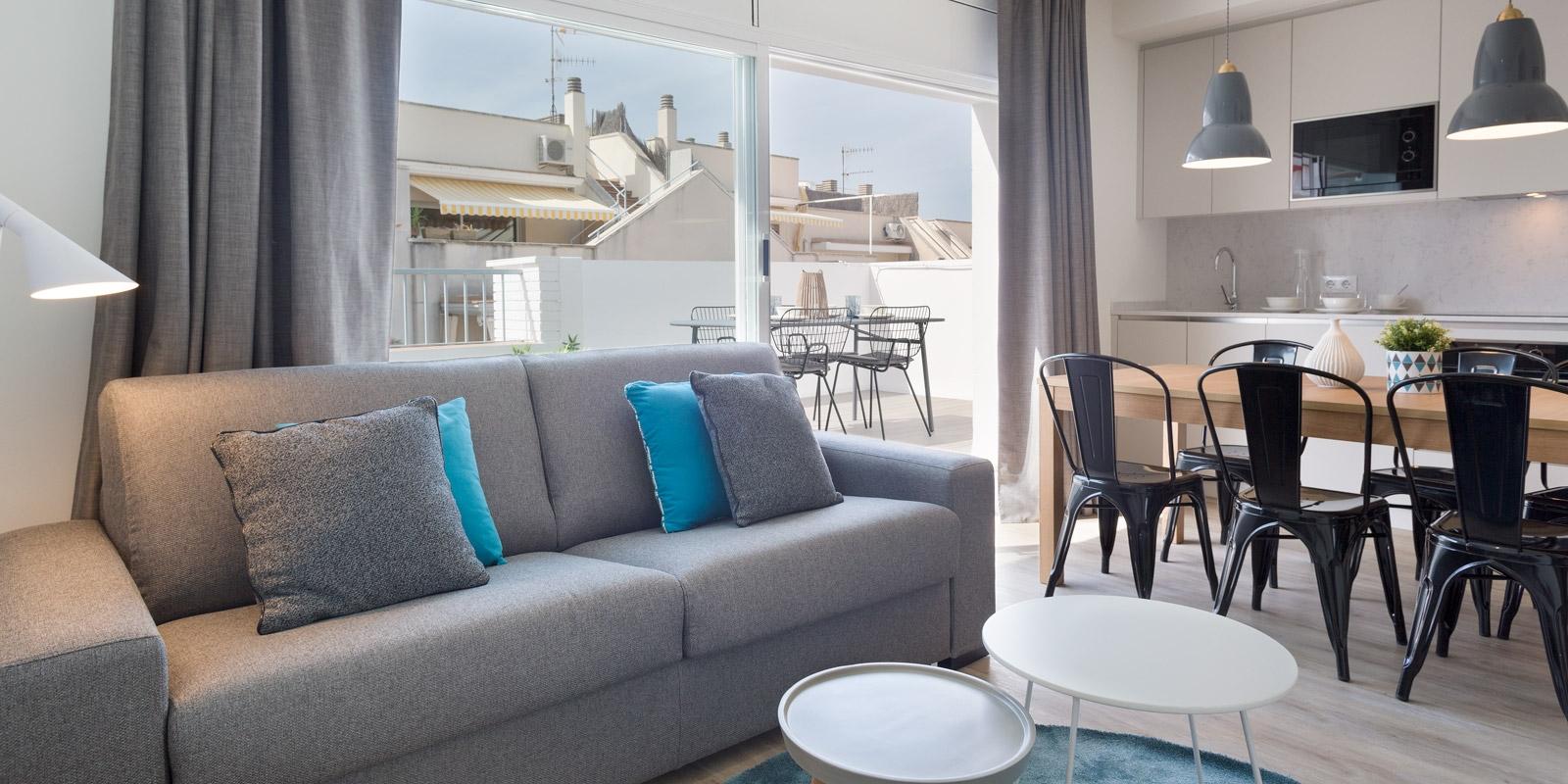 Sitges Sant Sebastiàn Calm Beach Penthouse