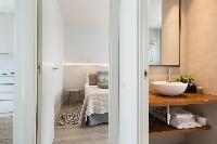 fresh Sitges Sant Sebastiàn Calm Beach Penthouse luxury apartment