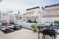 fab Sitges Sant Sebastiàn Calm Beach Penthouse luxury apartment