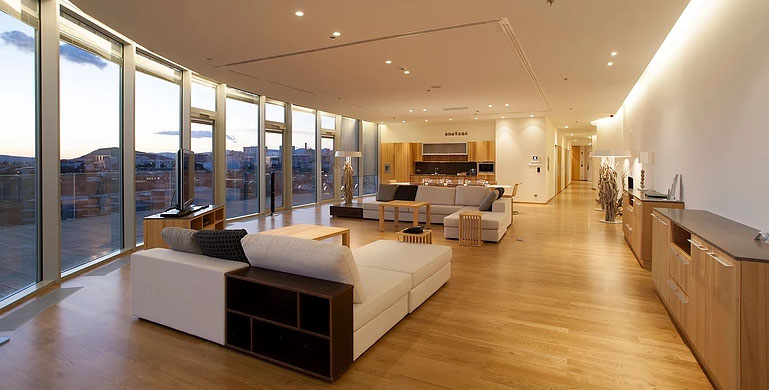 Luxury Penthouse Split