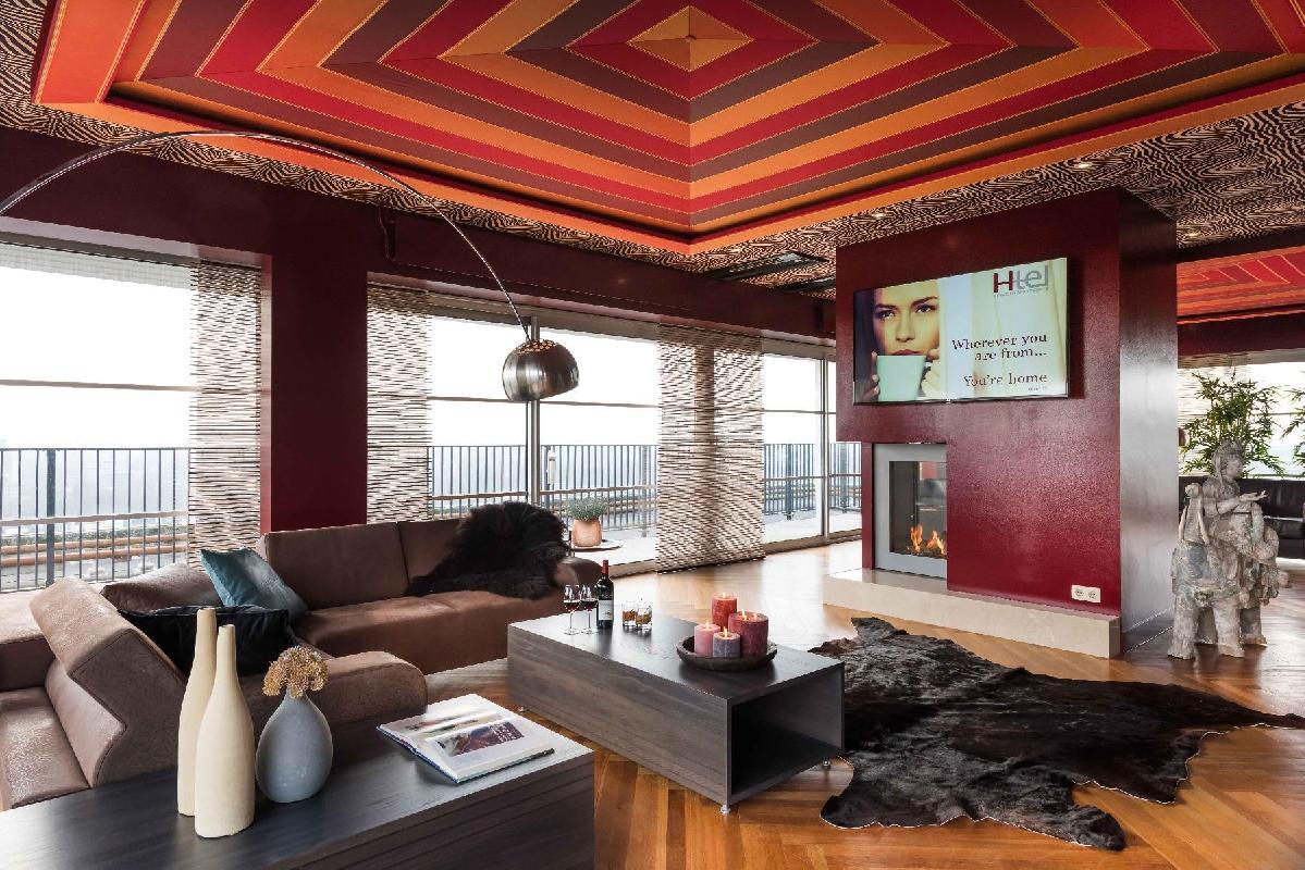 Amsterdam Luxury Penthouse