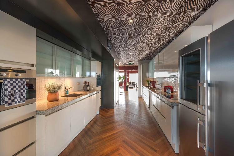 charming Amsterdam Luxury Penthouse holiday home and vacation rental