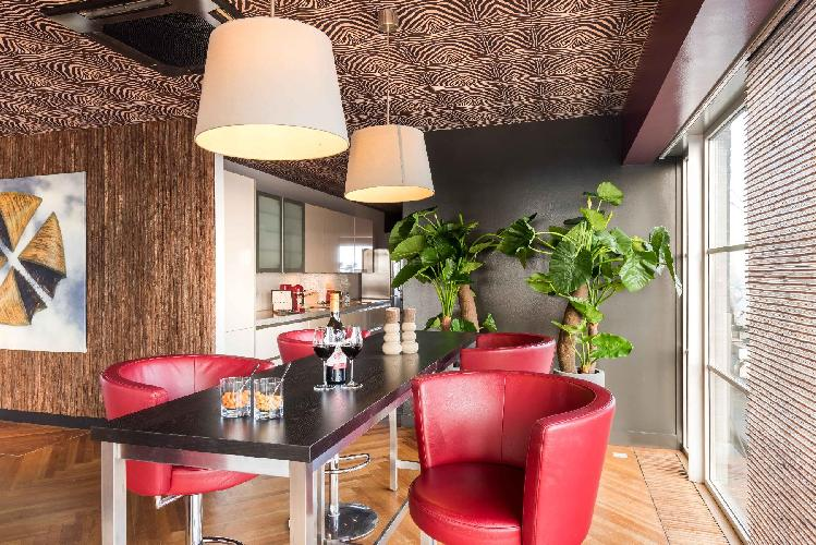 amazing Amsterdam Luxury Penthouse holiday home and vacation rental