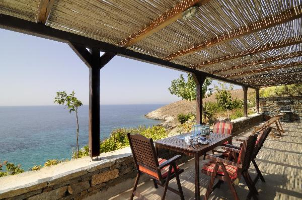 Kea Kastellakia Bay Villas - Maria Beach House