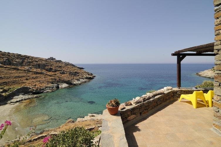 awesome Kea Kastellakia Bay Villas Maria Beach House luxury vacation rental