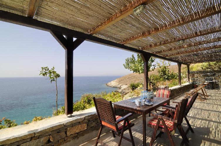amazing Kea Kastellakia Bay Villas Maria Beach House luxury vacation rental