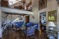cool multilevel Saint Barth Villa Joe luxury holiday home, vacation rental