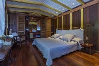 clean bed sheets in Saint Barth Villa Joe luxury holiday home, vacation rental