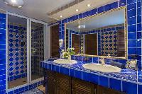 clean lavatory in Saint Barth Villa Joe luxury holiday home, vacation rental