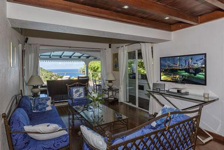 awesome Saint Barth Villa Joe luxury holiday home, vacation rental